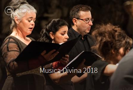 Foto's Musica Divina 2018